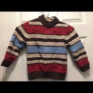 3t boy sweater